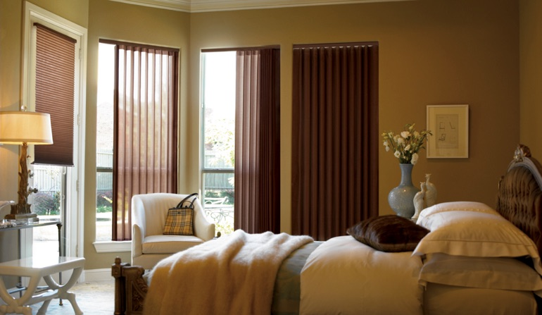 Vertical Blinds In Southern California