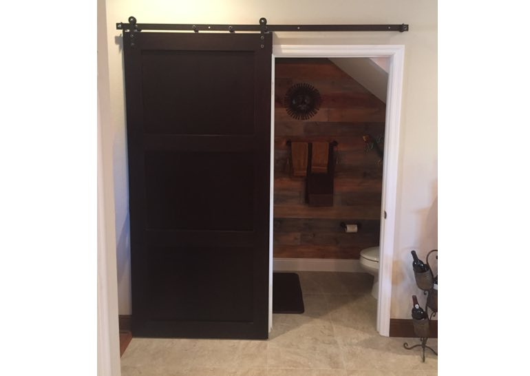 9 ways you can use sliding barn doors in southern california sunburst shutters southern ca. Black Bedroom Furniture Sets. Home Design Ideas
