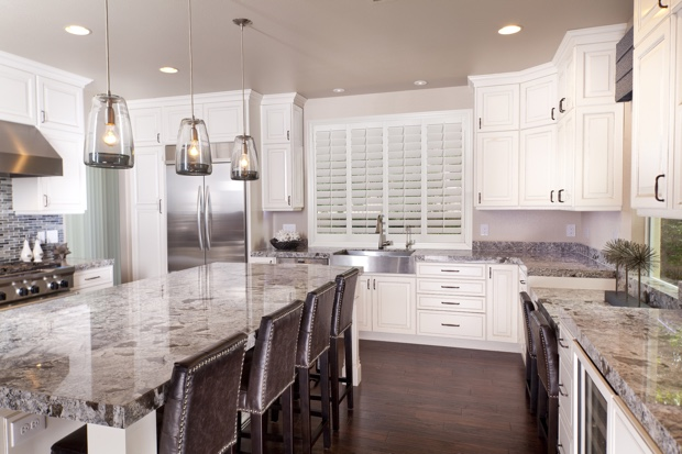 Southern California kitchen design window