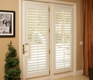 French Door Shutters In Southern California