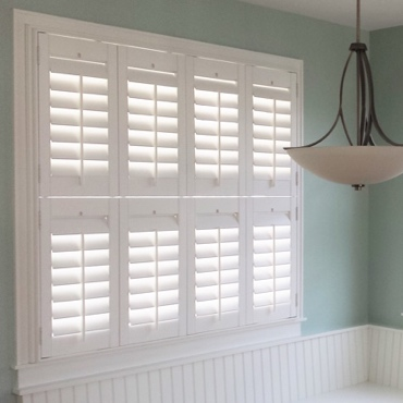 Southern California Studio Plantation Shutters