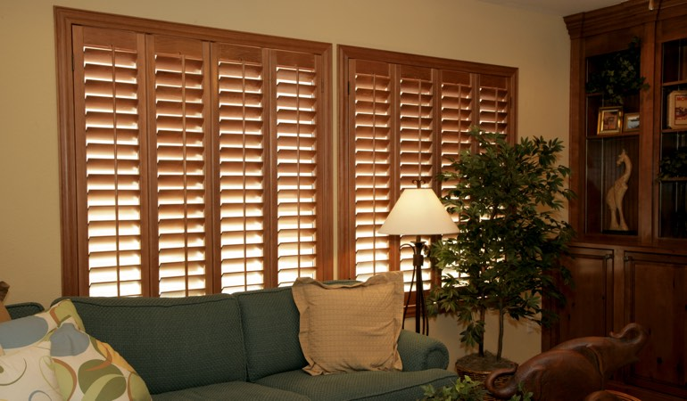 How To Clean Wood Shutters In Southern California