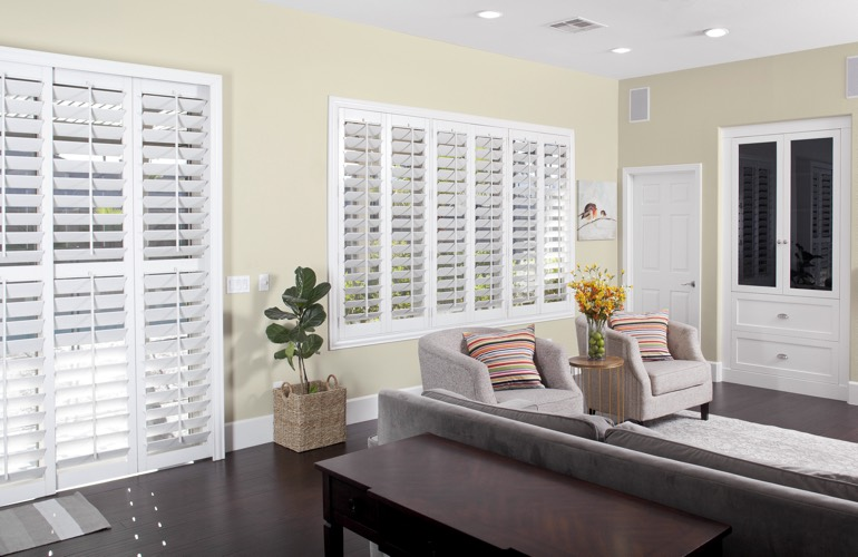 The Guide To Living Room Window Treatments In Southern California