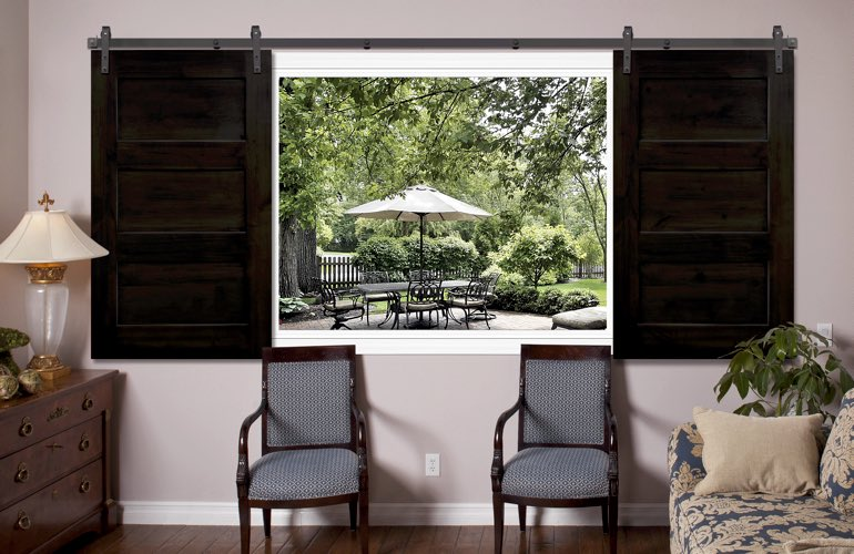 family room window treatments small sliding barn doors for family room windows which window treatments enhance your southern california