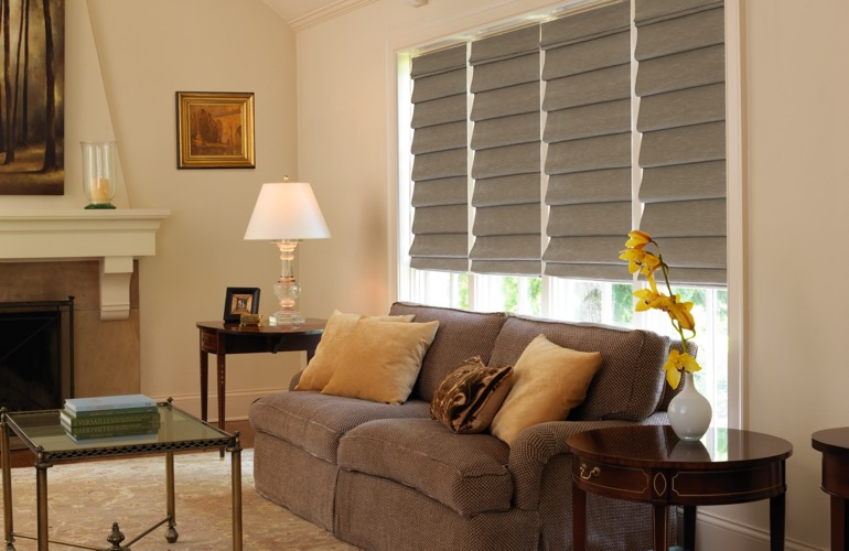 The Guide To Living Room Window Treatments In Southern California ...