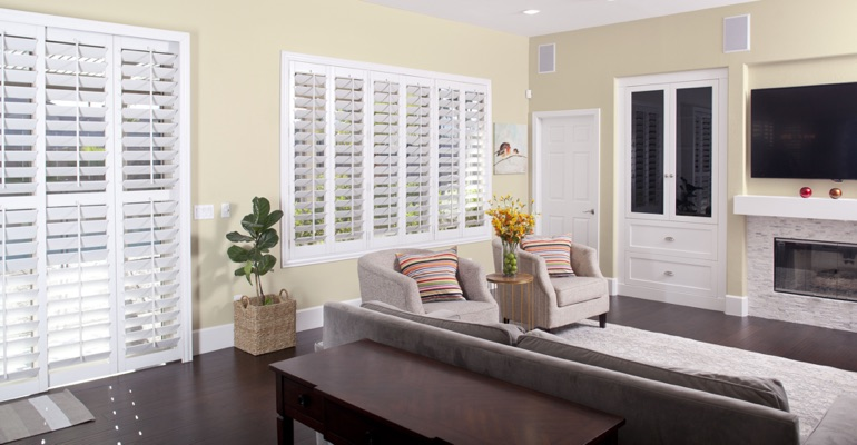 Polywood Plantation Shutters For Southern California Homes