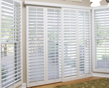 Southern California sliding glass door